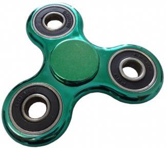 Fidget Hand spinner - Grøn