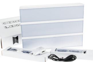 Cinema Lightbox lys Box